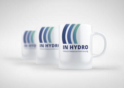 Redesign für die IN HYDRO GmbH