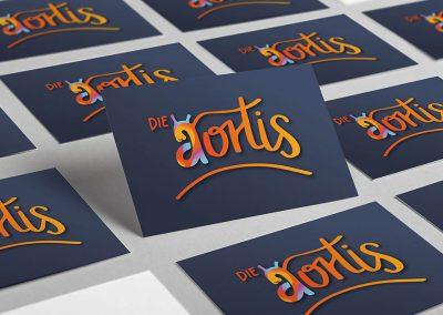 """Logoentwicklung für die Selbsthilfegruppe """"Die Aortis"""""""